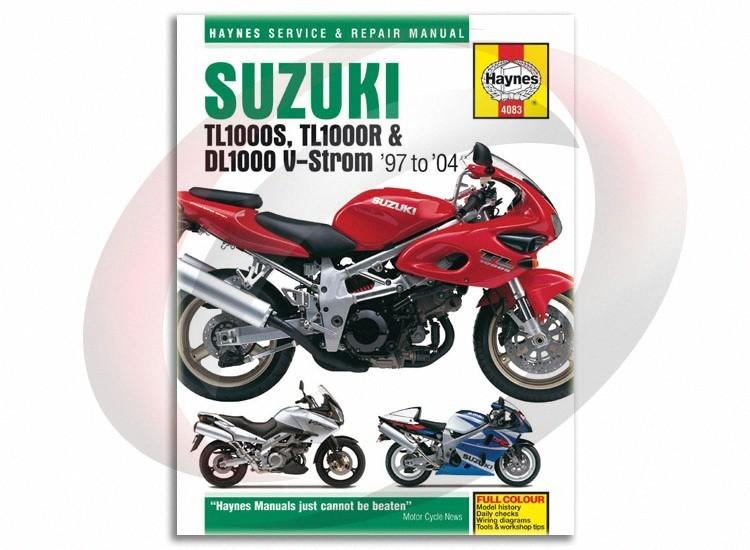 2001 TL 1000 Suzuki
