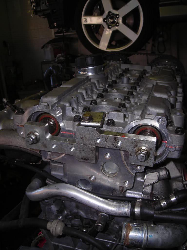 2001 Volvo S40 Camshaft Tool