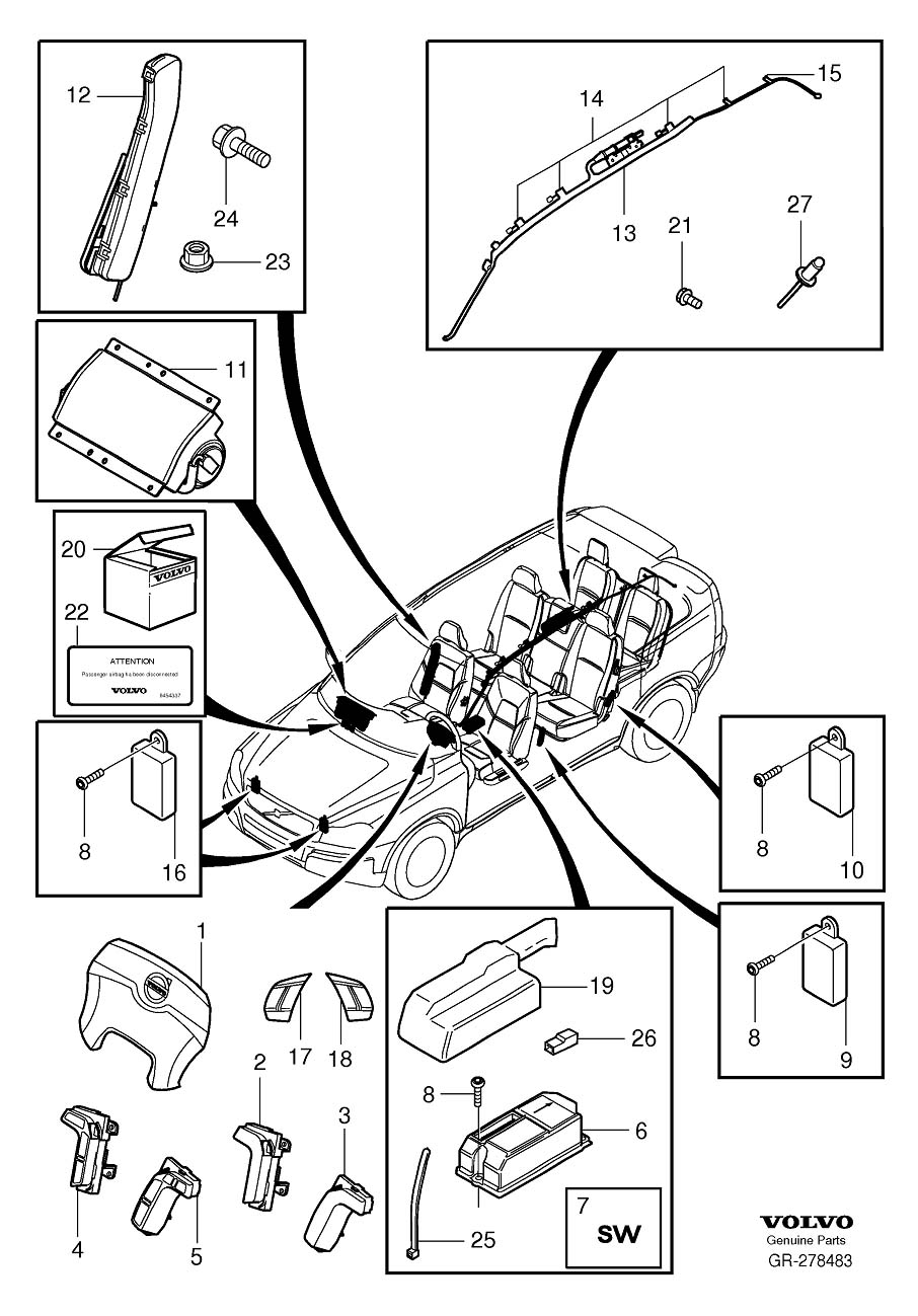 2001 volvo s80 t6 engine diagram