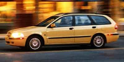 2001 Volvo V4.0 Wagon