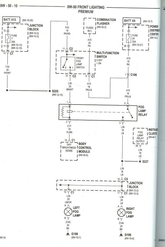 wiring diagram for 2002 chrysler seabring   41 wiring