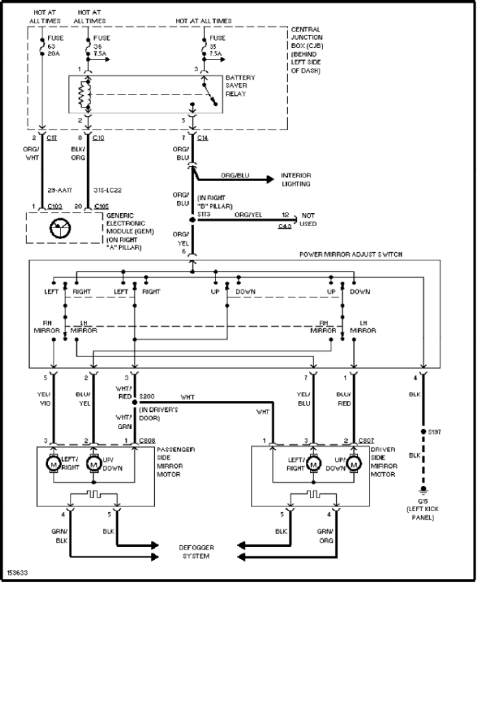 ford focus wiring diagrams. ford. free wiring diagrams, Wiring diagram