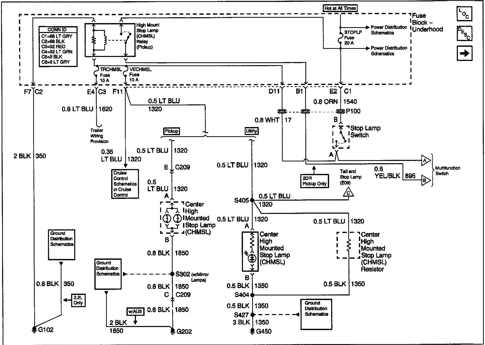 C8500 Wiring Diagram 2004 Not Lossing 2008 Chevy Gmc C6500 Schematics Tracker Schematic 2005 Chevrolet Dump Truck