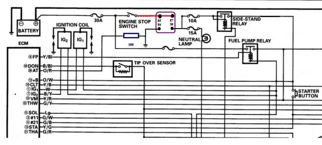 2001 Suzuki Gsxr 1000 Wiring Diagram Image Details