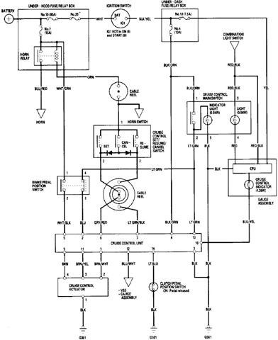 2002 Honda Civic Wiring Diagram