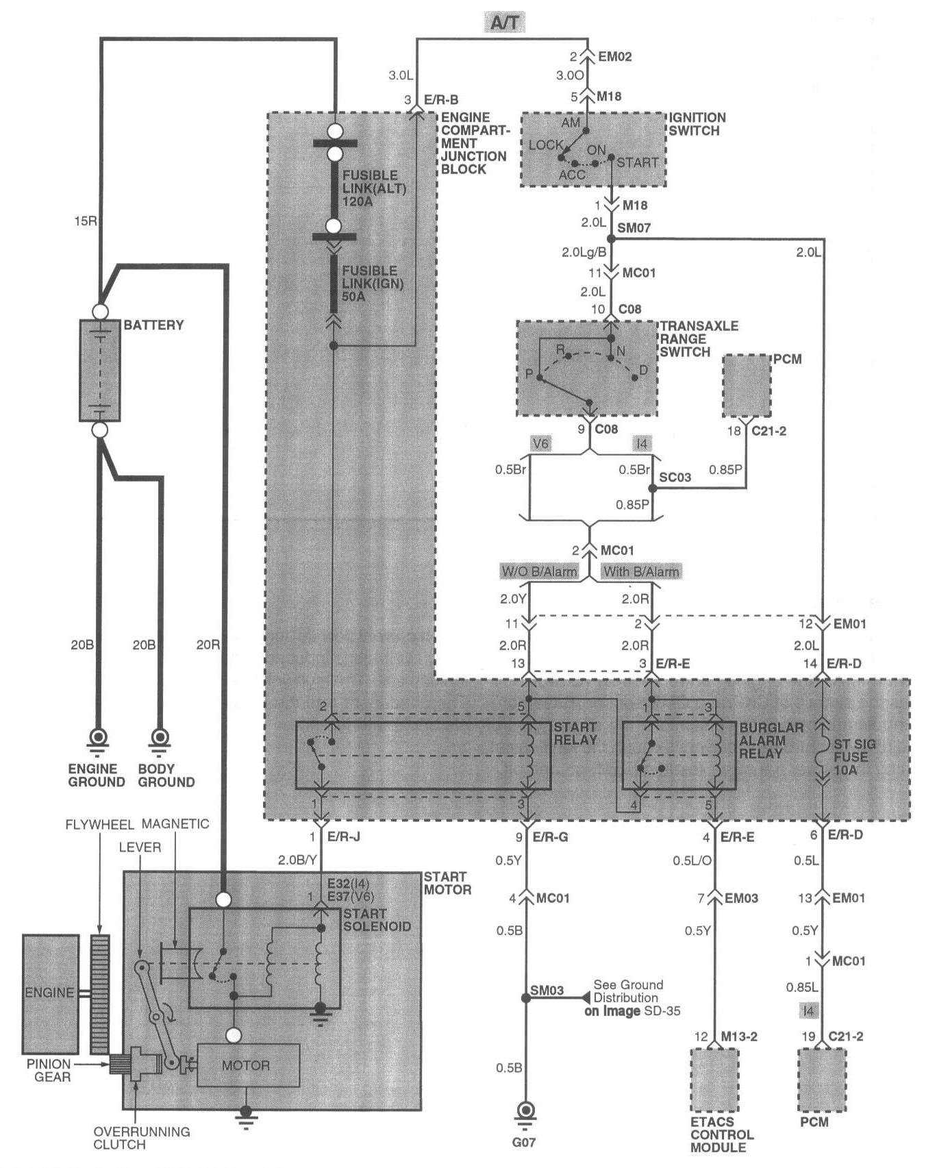 2001 Santa Fe Wiring Schematic Trusted Diagram 2005 Elantra Engine Hyundai Car Image Details Red