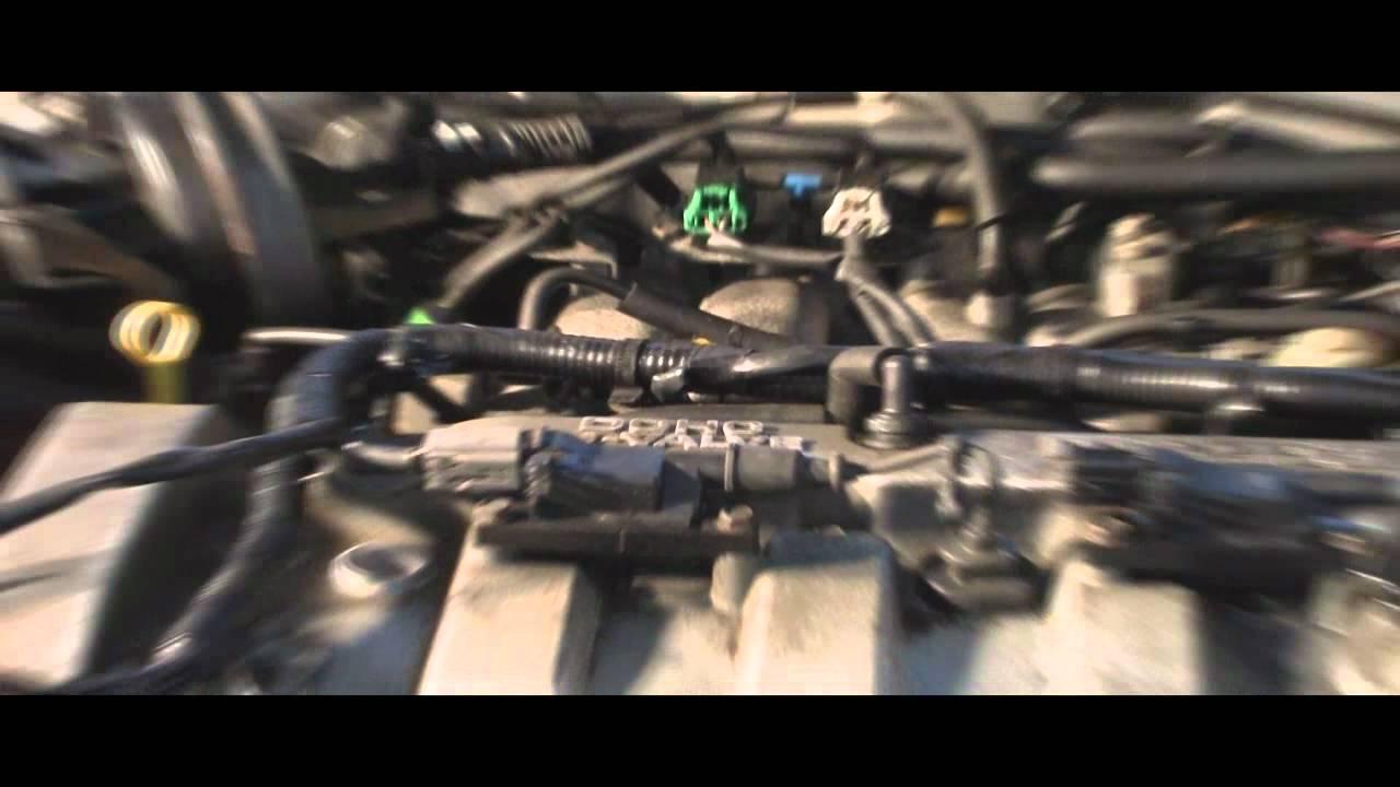 2002 Mazda Protege Ignition Coil Location