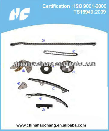 2002 Nissan Altima 2.5 Timing Chain Kit