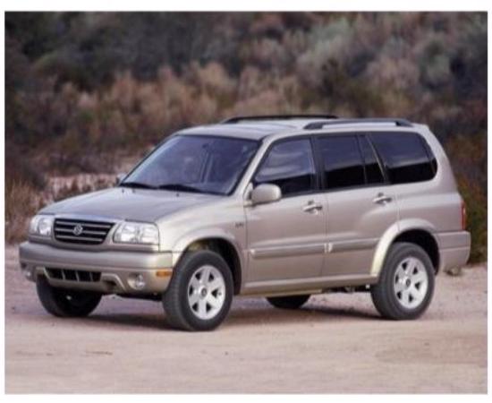 2002 Suzuki Grand Vitara XL7