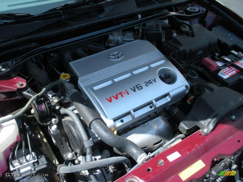 2002 Toyota Avalon Engine