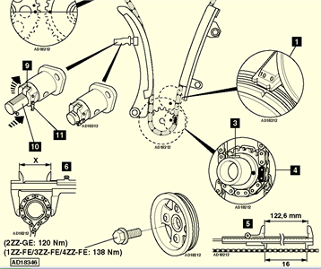 2002 toyota 1 8l engine diagrams