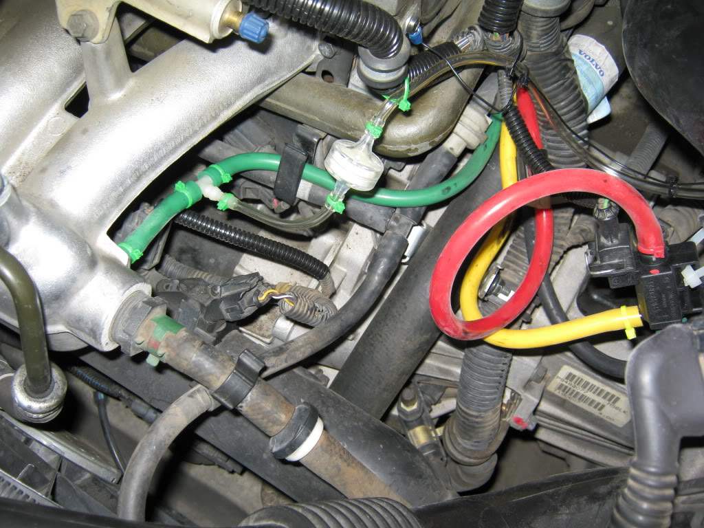 2002 Volvo S60 Turbo Pressure Sensor Image Details S80 Engine Diagram