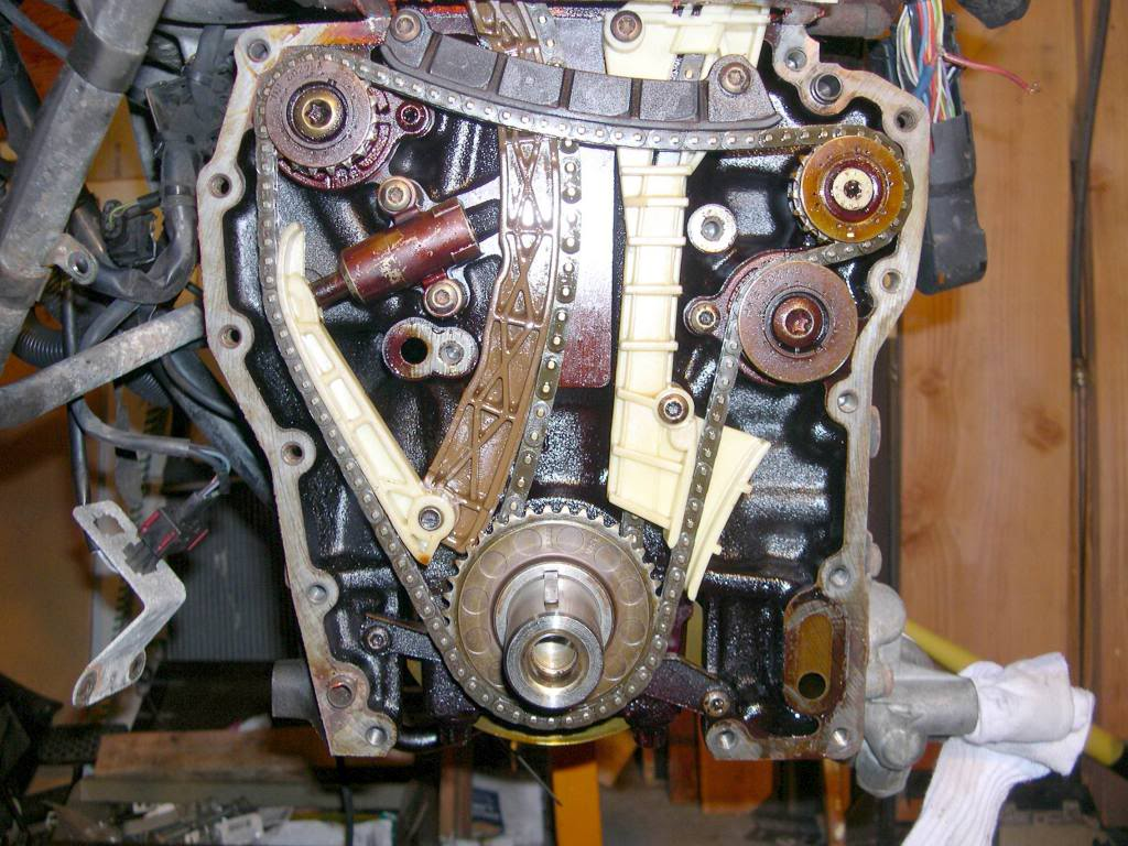 2002 Vw Passat Timing Belt Replacement Image Details On 2003 Saab 18 Chain Marks