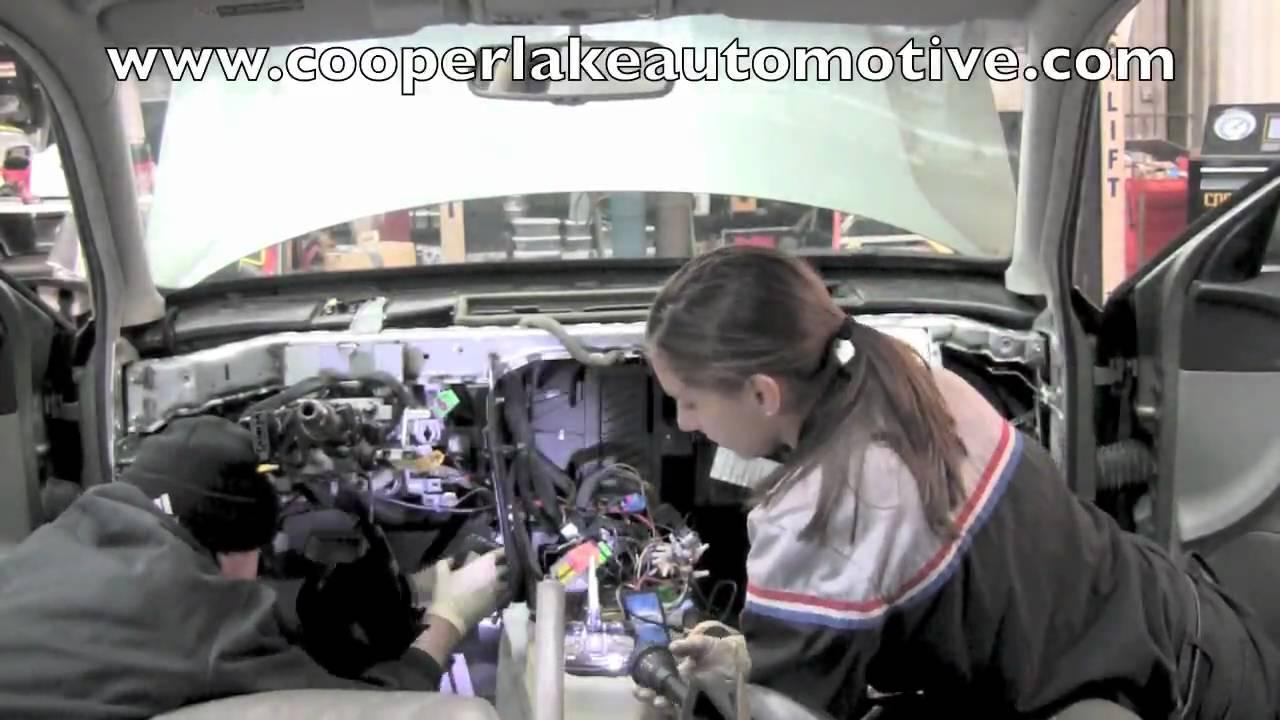 2002 VW Passat Heater Core Replacement