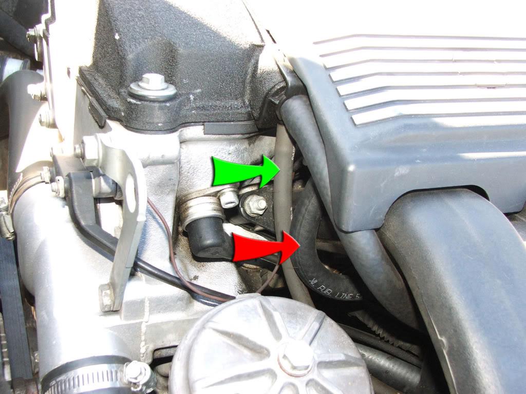 2003 BMW 525I Vacuum Line Diagram - image details