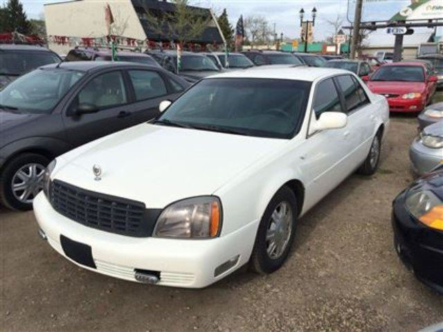 2003 Cadillac DeVille Factory Rims