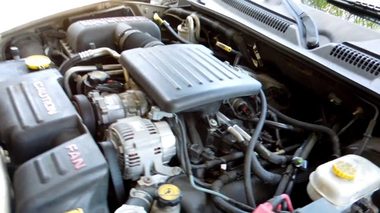 2003 Dodge Durango 4.7 Engine Diagram
