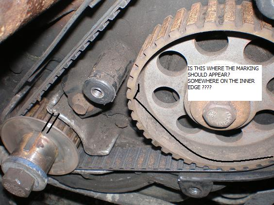 2003 Ford Ranger Timing Chain
