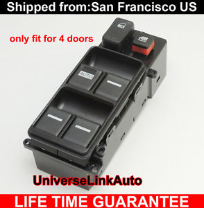 2003 Honda Accord Power Window Switch