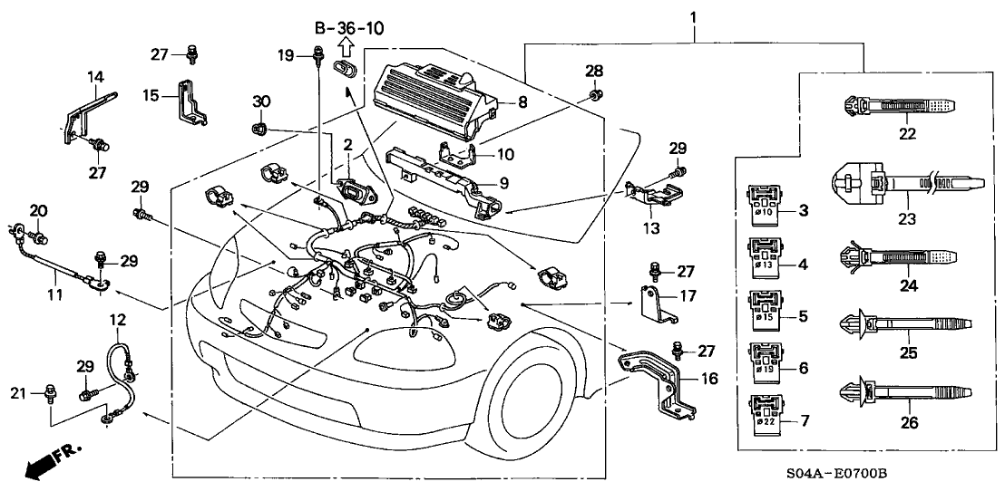 2003 honda civic wiring diagram kdGjIsJ wiring diagram for 2003 honda civic the wiring diagram Servo Motor Wiring Diagram at n-0.co