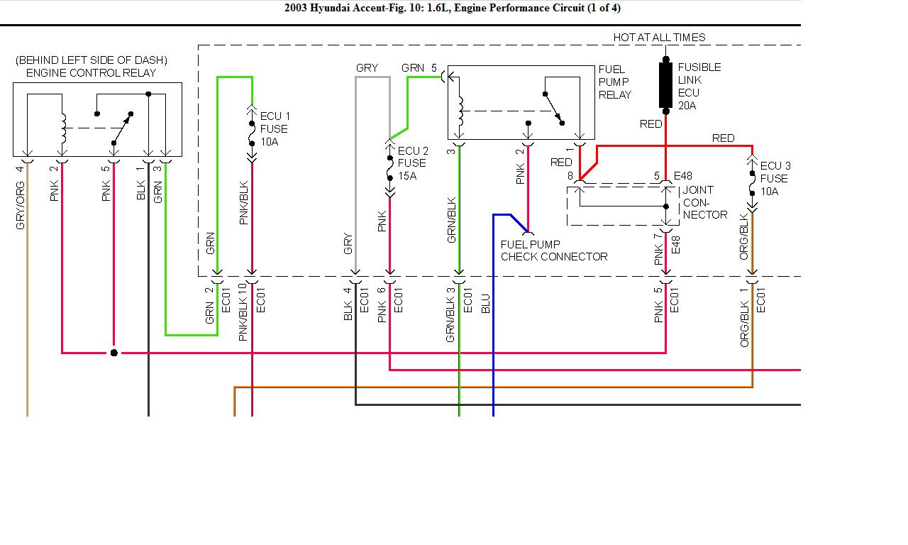 2003 hyundai accent wiringdiagram aTtpyvd hyundai accent 2000 wiring diagram efcaviation com 2001 hyundai tiburon wiring schematic at bayanpartner.co