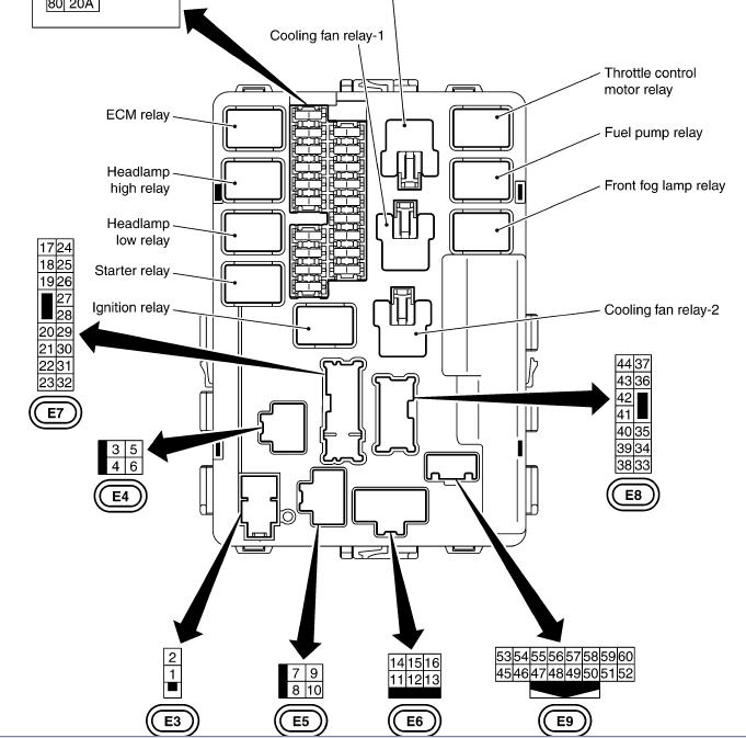 2005 Fx35 Fuse Box Diagram Wiring Diagramrh26steinkatzde: 2004 Infiniti Fx35 Fuse Box Diagram At Gmaili.net
