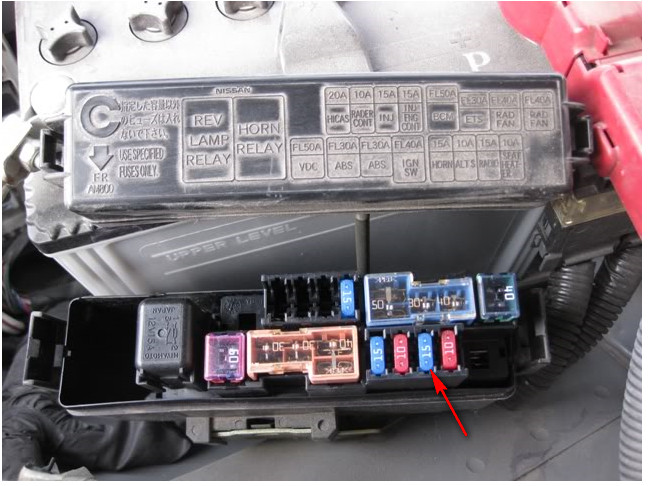 2003 infiniti g35 fuse box location jnUAXAe 2003 infiniti g35 starter relay location image details