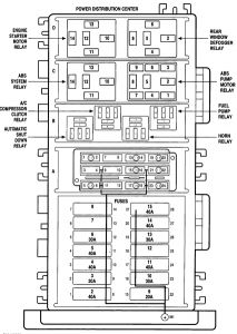 jeep liberty fuse box diagram image details 2003 jeep liberty fuse box diagram