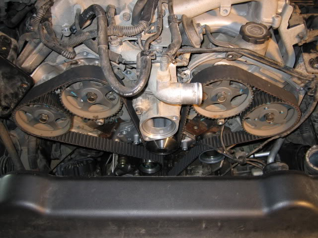 2003 Kia Sorento Timing Belt Replacement