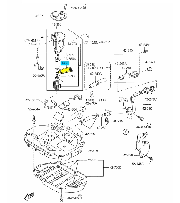 1999 Mazda 626 Fuse Box on 1998 Mazda 626 Radio Wiring Diagram