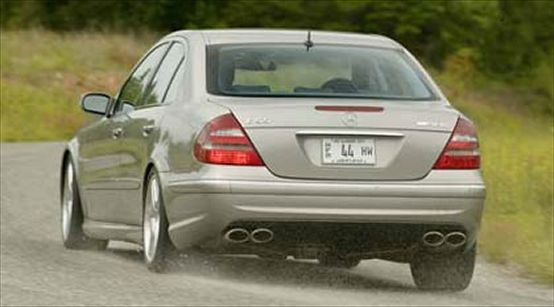 2003 MercedesBenz AMG E55  First Drive  Motor Trend All Pages