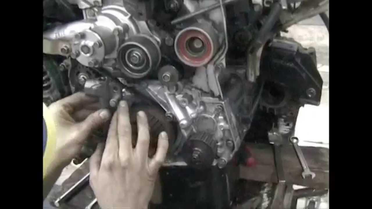 2003 Mitsubishi Galant 2.4 Engine