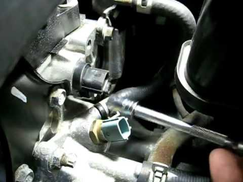 2003 Nissan Altima Camshaft Sensor Location