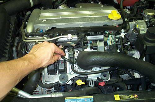 2003 Saab 93 Throttle Position Sensor