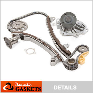 2003 Toyota Camry Timing Chain Marks