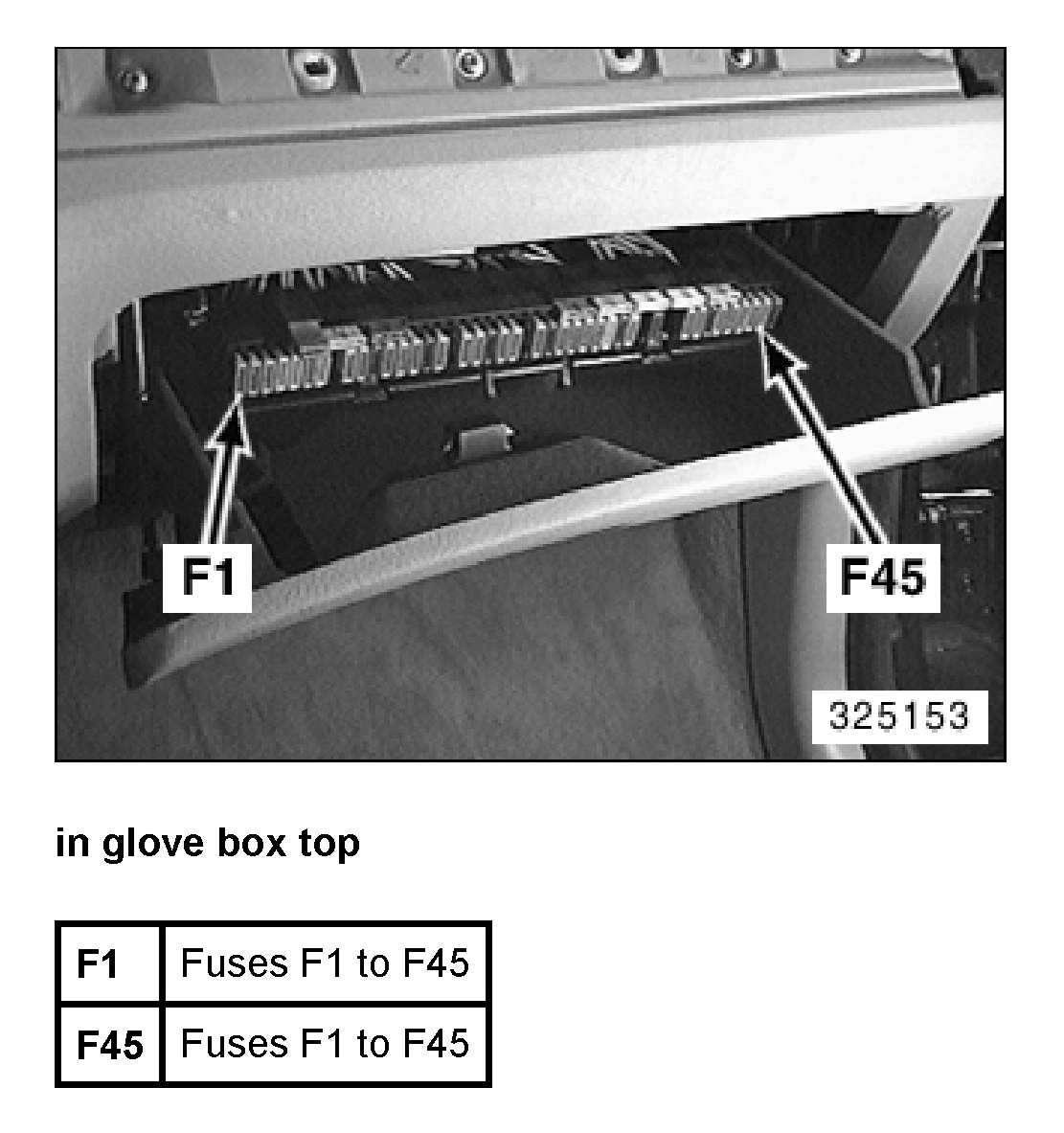 2003 Toyota Corolla Fuse Box Diagram