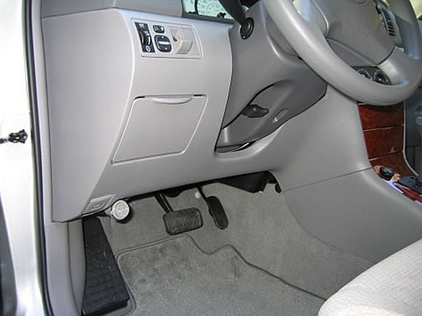 2003 Toyota Corolla Fuse Box Location