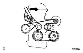 2003 Toyota Corolla Serpentine Belt Diagram