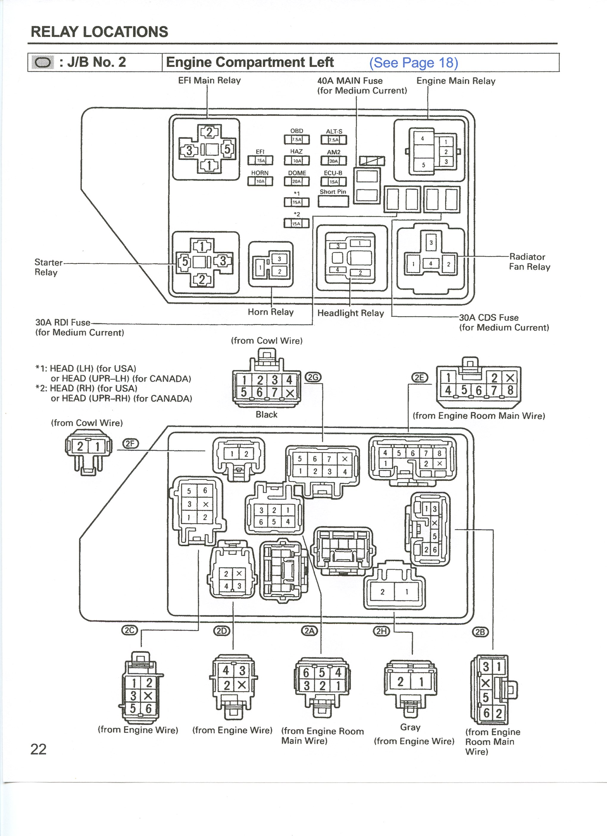 91 Toyota Fuse Block Wiring Diagram - Wire Plug Diagram for Wiring Diagram  SchematicsWiring Diagram Schematics