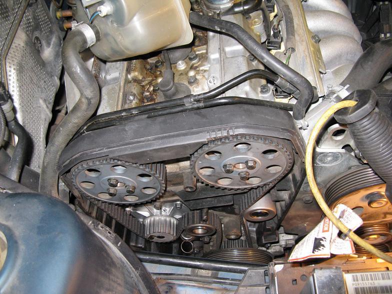 2003 Volvo V40 Engine Timing Belt Component Kit (INA)