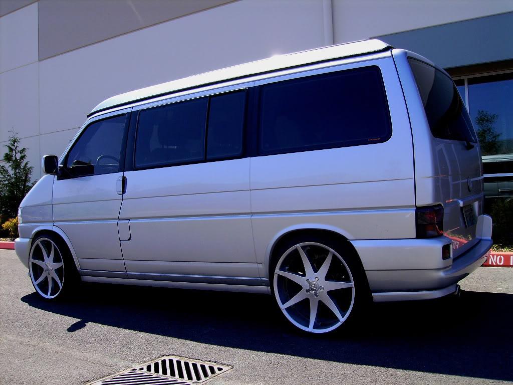 2003 VW Eurovan Weekender
