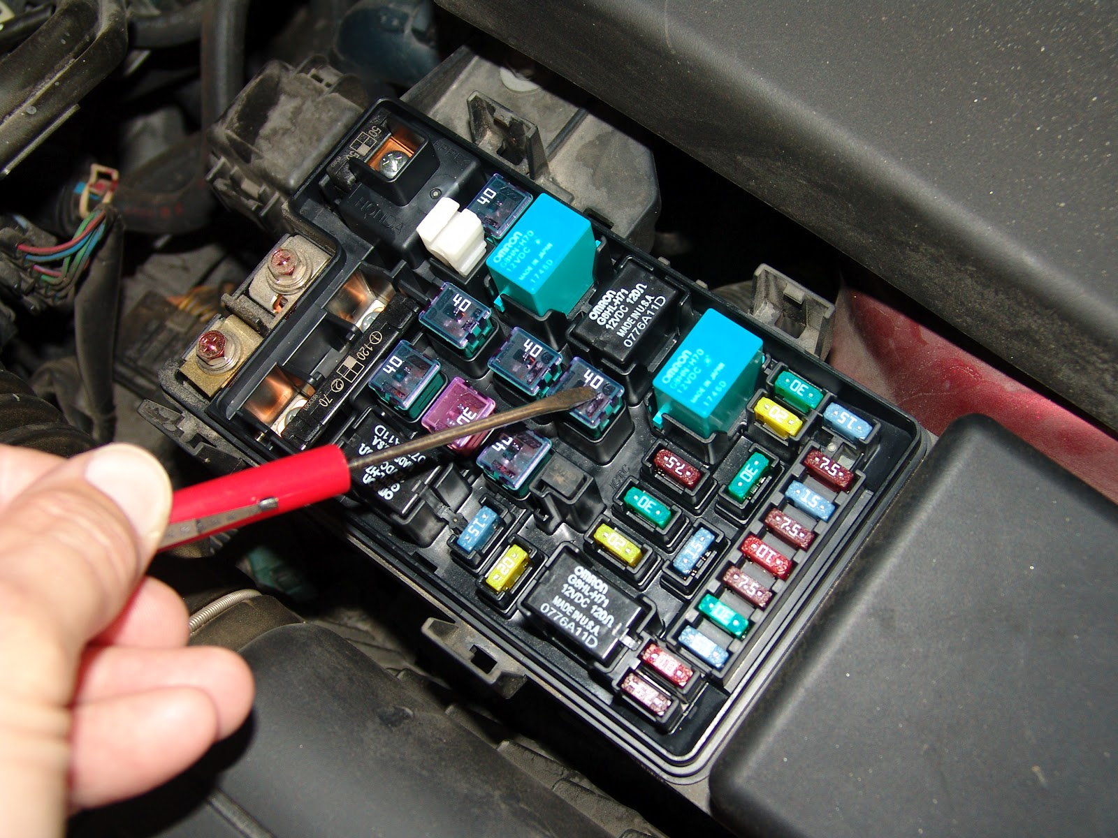 Acura Tl 2004 Fuse Box List Of Schematic Circuit Diagram To 2014 Acurazine Battery Image Details Rh Motogurumag Com Inside
