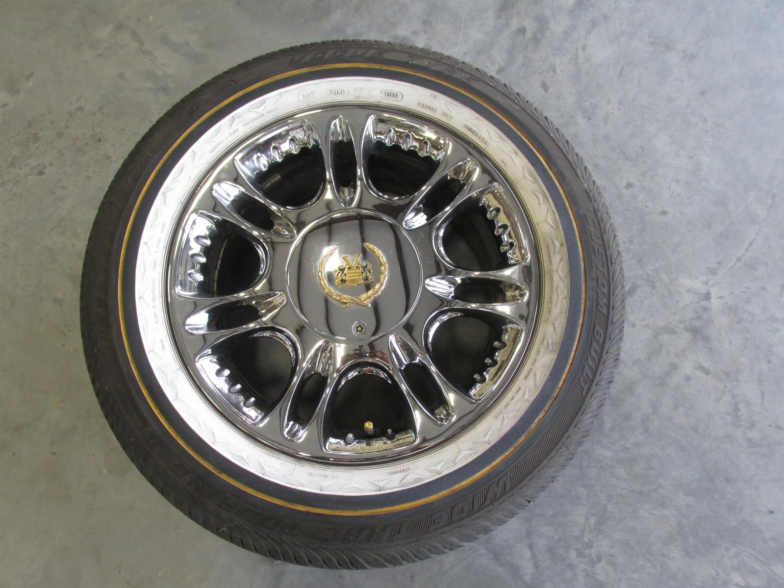 2004 Cadillac DeVille DTS Rims