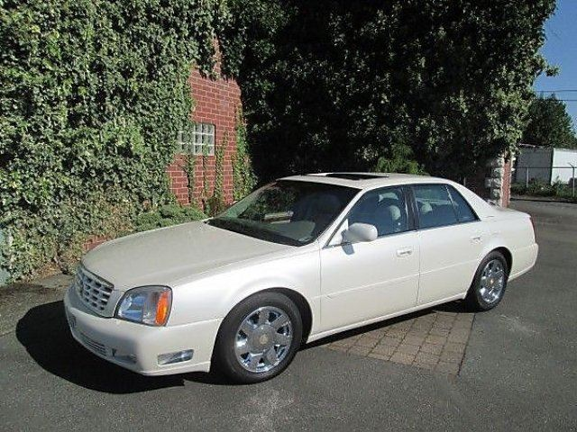 2004 Cadillac DeVille On Rims