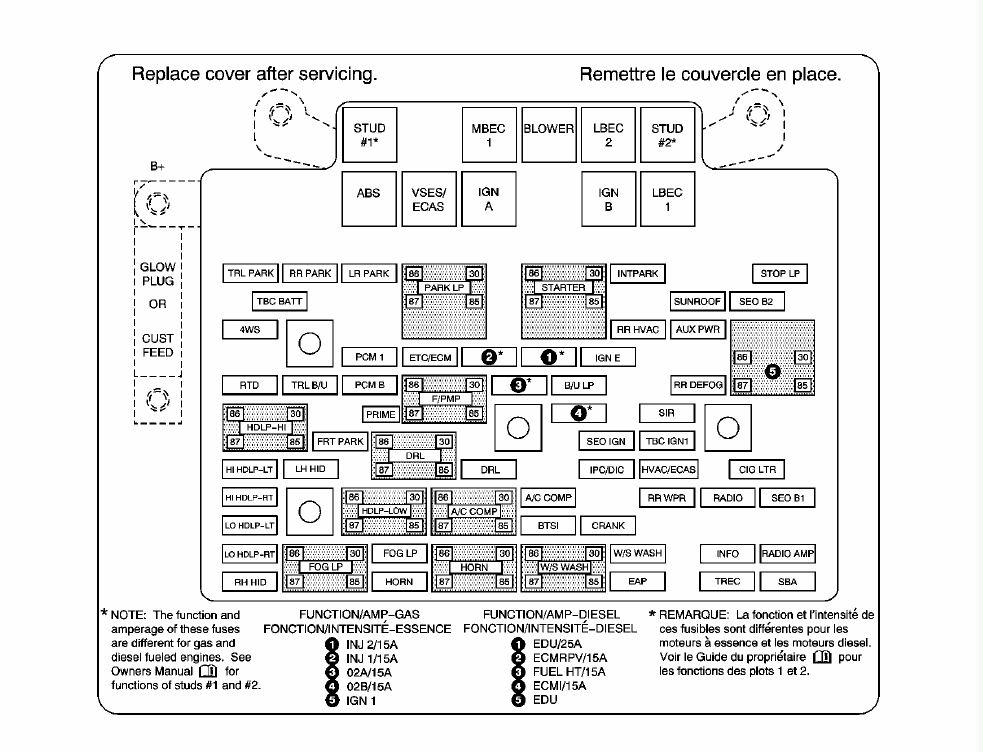 2004 cadillac escalade fuse box diagram image details rh motogurumag com 2006 cadillac escalade fuse box diagram 2005 cadillac escalade fuse box diagram