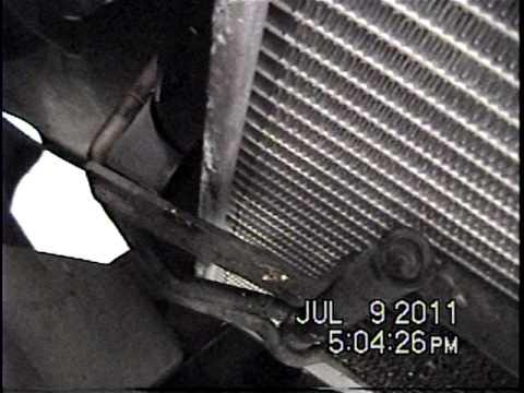2004 Dodge Ram 1500 Radiator Drain Plug