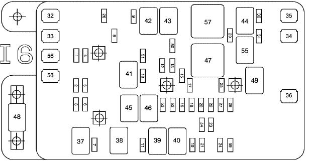 2004 gmc envoy fuse box diagram JOtIfWd 2006 envoy fuse box trusted schematic diagrams \u2022