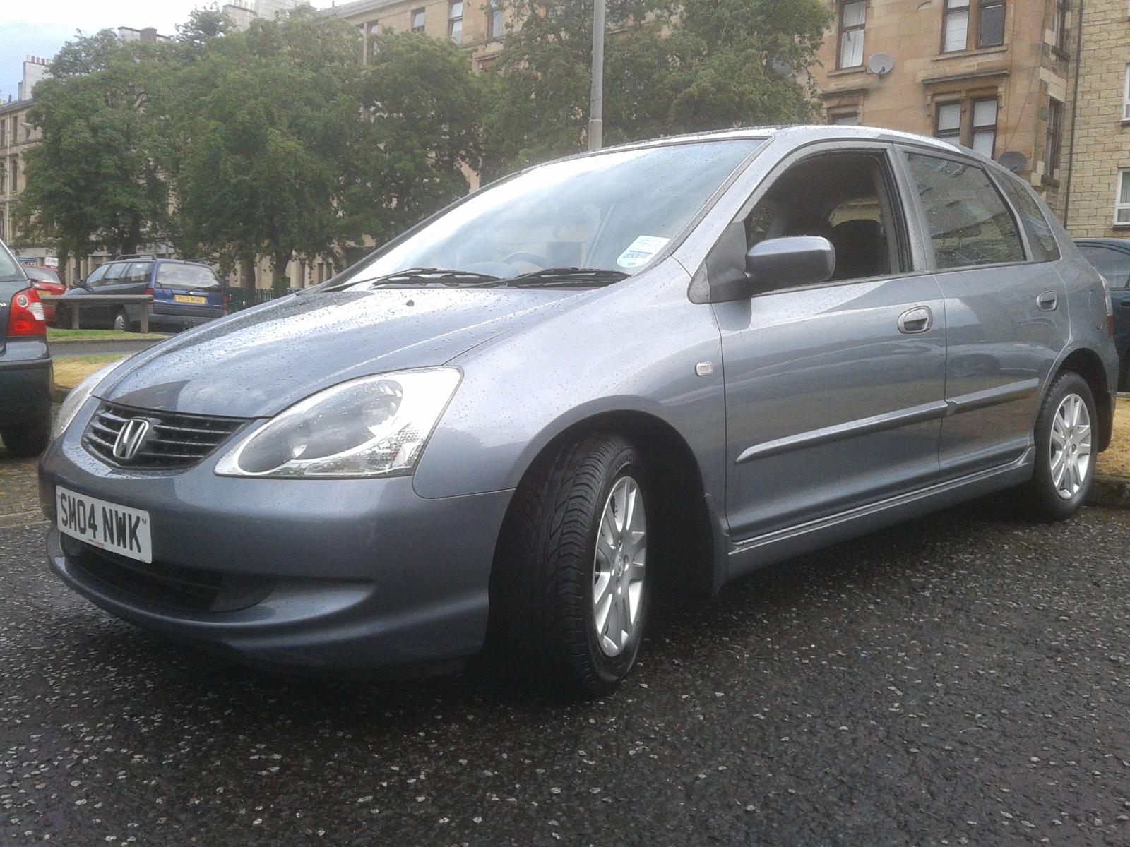 2004 Honda Civic Vtec