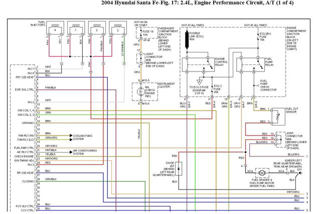2013 hyundai sonata wiring diagram fuse box for hyundai sonata fuse wiring diagrams