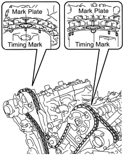 2004 Hyundai Santa Fe Timing Belt Diagram